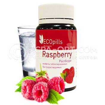 Eco Pills Raspberry в аптеке в Клайпеде